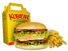 Kobacafé - Calabresa