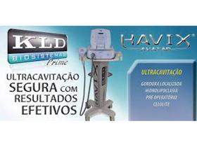 Ultrassom cavitacional (Kavix)