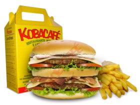 Kobacafé - Bacon