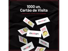 Cartão de Visita: Arte + 1000un