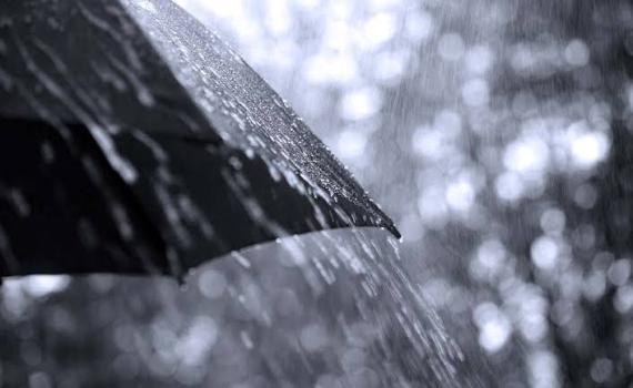 Fim de semana tem cerca de 60 milímetros de chuva em Concórdia