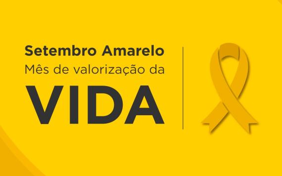 Em meio à pandemia, Setembro Amarelo segue com ações voltadas ao combate ao suicídio