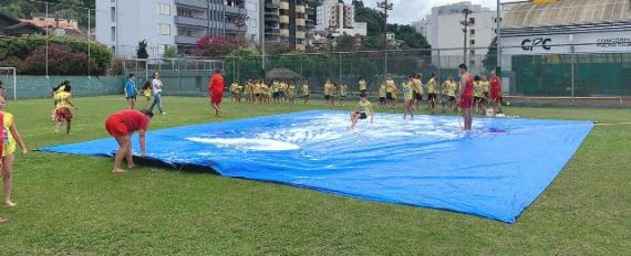 Mais crianças poderão participar do projeto Golfinho em Concórdia