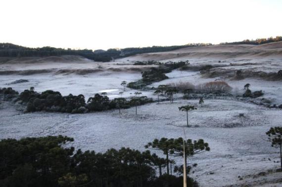 Chegada do inverno promete frio intenso em SC; saiba mais detalhes