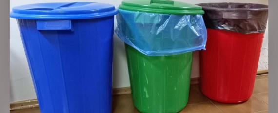 Concórdia terá alteração no horário da coleta de lixo convencional