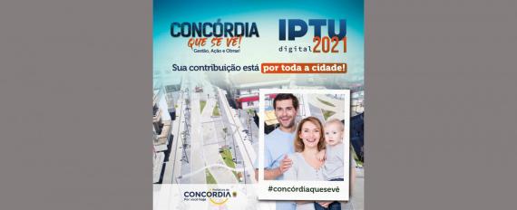 IPTU 2021 já está disponível para emissão online