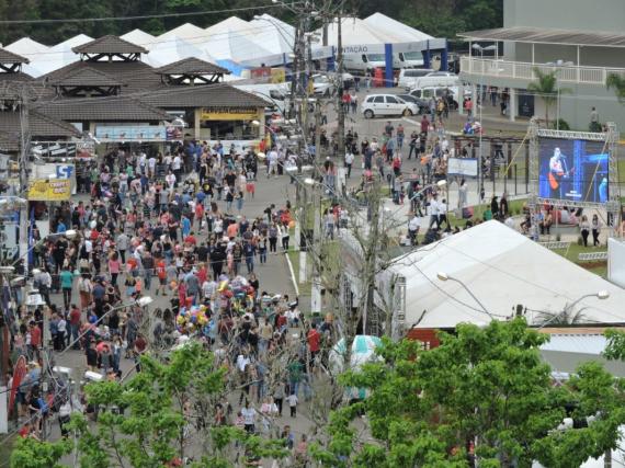 Expo Concórdia, que ocorreria em setembro, deve ser adiada para 2022