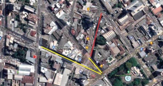 Elaboração de projeto para ampliação do Calçadão depoderá começar nos próximos meses