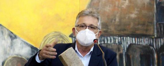 Comassetto apresenta ideia de redação no Projeto de Lei dos resíduos do construção