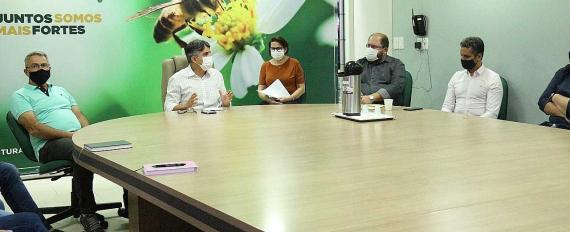 Com 100% dos leitos de Covid-19 ocupados no Hospital de Concórdia, Prefeitura adota novas medidas