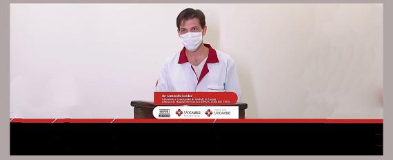 Profissionais da saúde falam da situação do Hospital São Francisco de Concórdia