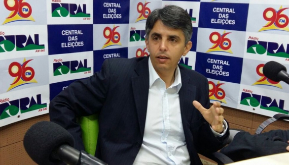 Pacheco participa de reunião com governador sobre novas medidas restritiva