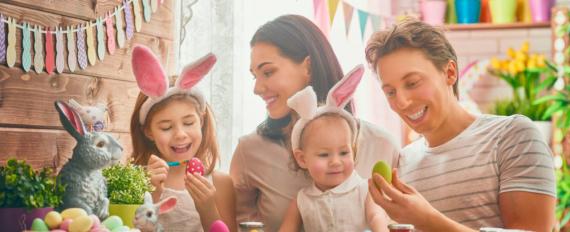 Comércio de Concórdia registra aumento nas vendas durante a Páscoa